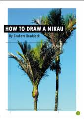 How to Draw a Nikau