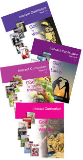 Catholic Schools Interact Curriculum Annual Subscription (D)